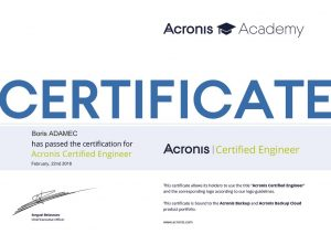 thumbnail of Acronis_Certificate_Engineer_Adamec_Boris