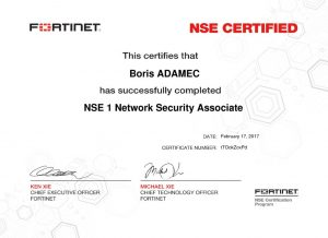 thumbnail of Fortinet_NSE_1_Network_Security_Associate_Certified