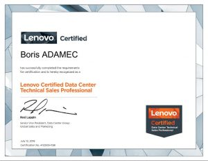 thumbnail of Lenovo_Certified_Data_Center_Technical_Sales_Professional_Adamec_Boris
