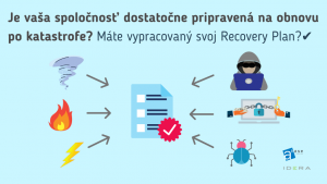 Recovery Plan banner