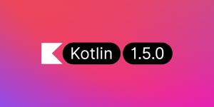 Kotlin 1.5.0 logo